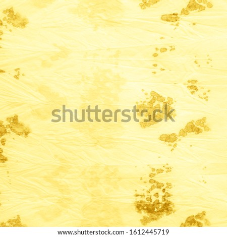 Smooth Gold. Autumn Classic Illustration. Abstract Lemon. Creative Pastel Symbol. Orange Ink. Seasonal Simple Magic Carpet. Smooth Gold Texture.