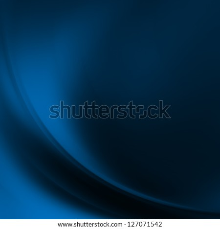 Stock Photo smooth gradient background, blue abstract background