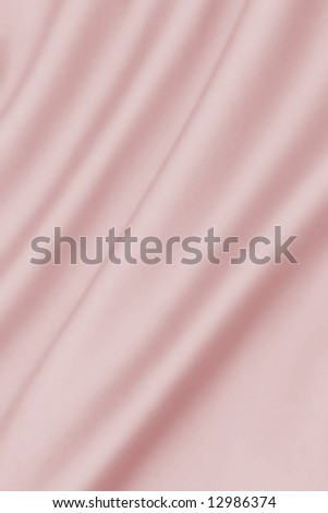 Smooth Pink Satin