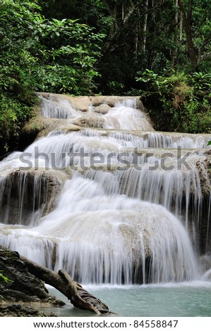 Smooth Water Fall