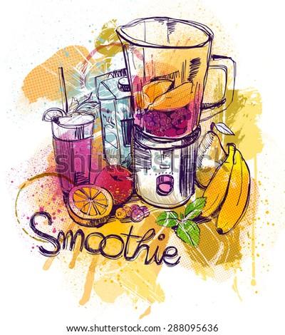 Smoothie Breakfast