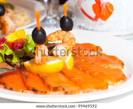 Snack Fish