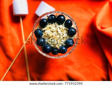 snacks for diets Stok fotoğraf ©