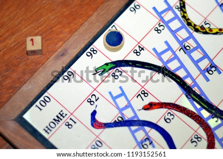 snake and ladder game #1193152561