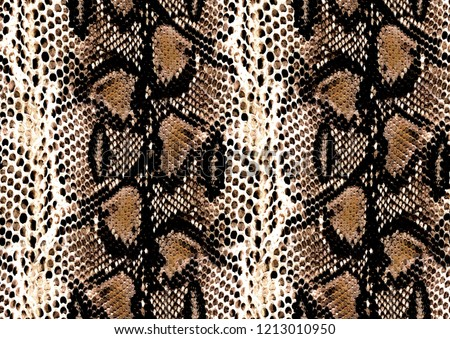 snake background design pattern