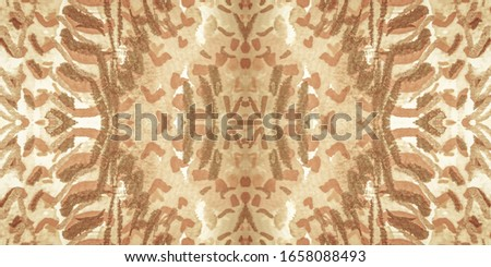 Snake Painting. Craft Python Print. Craft Repeatable Snake Skin. Dragon Seamless. Beige Paint Background Reptile. Craft Abstract Animal Skin. Seamless Pattern Skin.