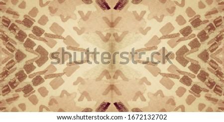 Snake Painting. White Lizard Skin. Yellow Repeatable Snake Skin. Snakeskin Seamless. Craft Splatter Reptile Pattern. Sepia Splatter Reptile Pattern. Seamless Animal Print.