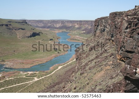 Snake River Valley