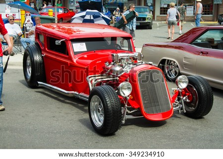 SNOQUALMIE WA AUGUST Legends Classic Car Show On August - Classic car show washington