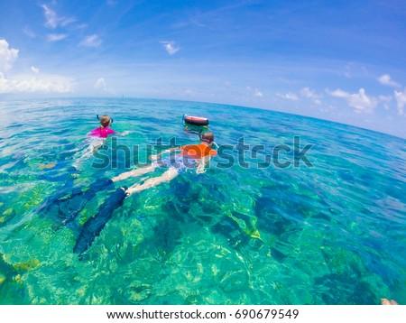 Snorkelling in Key West - Florida Marine Sanctuary