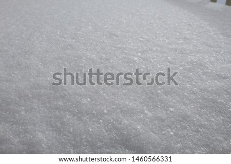 snow glistening can be used as background texture