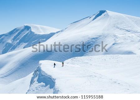 Snow Mountain #115955188