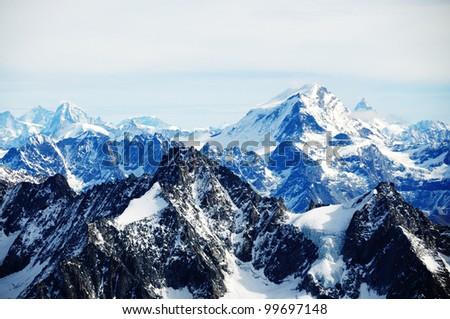 snow mountain #99697148