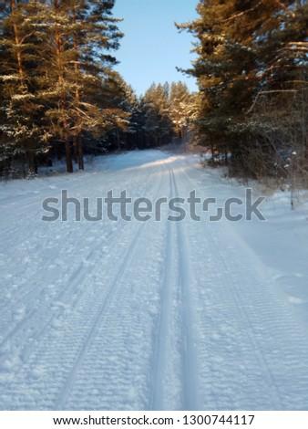 Snow, natural, sun #1300744117