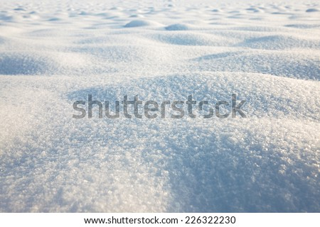 snow texture, winter scene, snow background