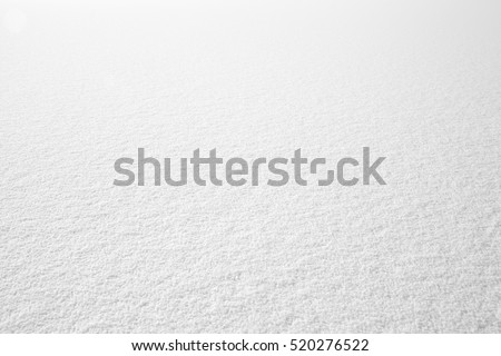 snow texture with perspective or winter white background