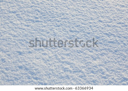 snow textured surface background