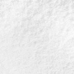 Snow white surface