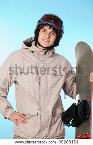 Snowboarding is useful for young people