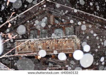 Snowflakes  #640060132