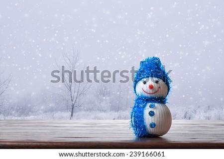 Snowman #239166061