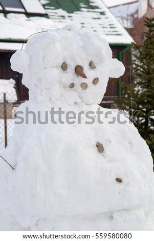 Snowman #559580080