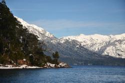 snowpeak from Bariloche, Rio Negro, Argentina