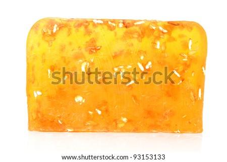 Soap. - stock photo