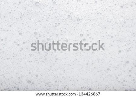 Soap foam