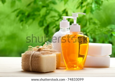 Soap - liquid and bars
