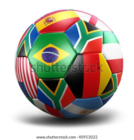 Soccer Ball (3D Illustration)