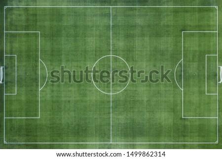 Soccer Field, Football Field, Green Grass Football Field Background