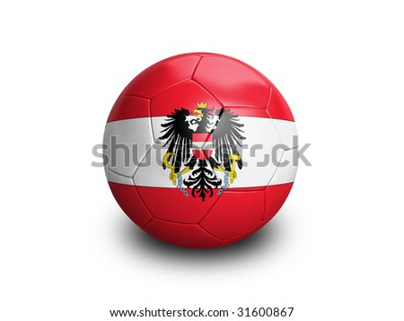 Soccer Football Austria