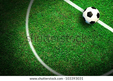 Grass Soccer Stadiums Soccer Football Field Stadium