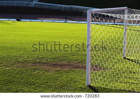 soccer goal post