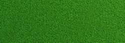 Soccer green grass as a panoramic banner background, banner size, EM 2020 Concept image