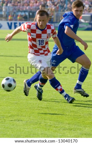soccer or football (ivica olic)