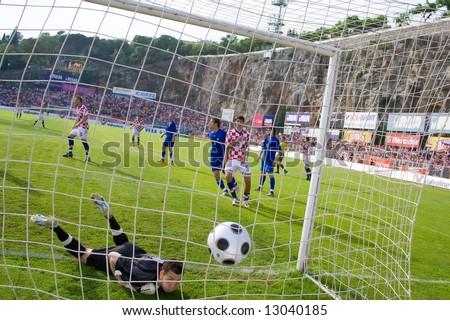soccer or football score