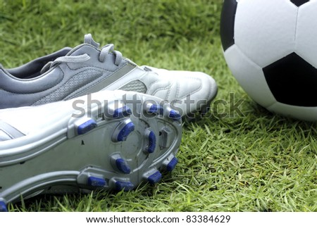 Grass Soccer Shoes Soccer Shoes And Soccer Balls