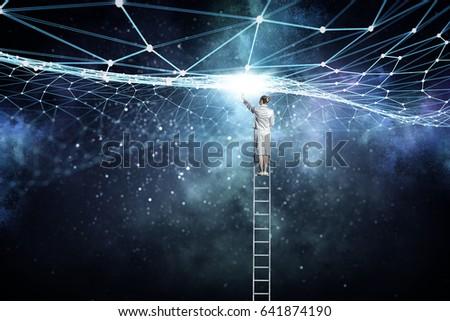 Social connection concept