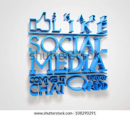 Social media !