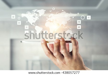 Social media and cloud computing #438057277
