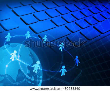 Background Images For Social Networking Site Social Network Background