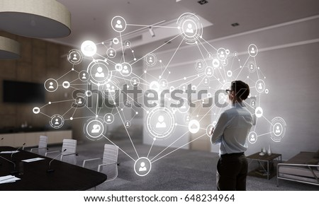 Shutterstock Social networking technologies . Mixed media