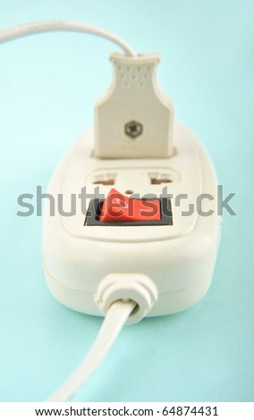 socket outlet And plug