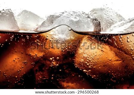 Soda, Cola, Cold Drink.