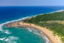 Sodwana Bay. Isimangaliso Wetland Park.  KwaZulu Natal. South Africa