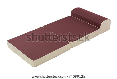 Sofa Bed The pact Bed For Narrow Space Stock Shutterstock
