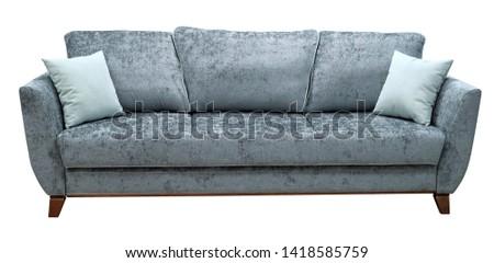 Sofa isolated on white background  #1418585759