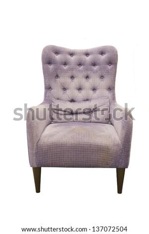sofa isolated white for multipurpose
